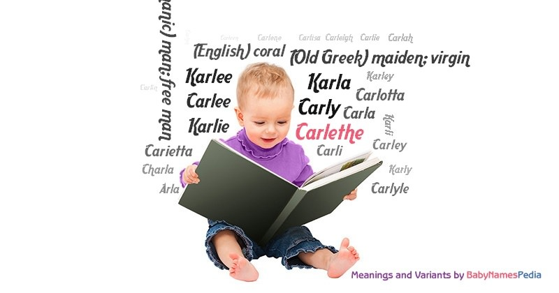 Meaning of the name Carlethe