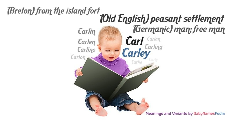 Meaning of the name Carley