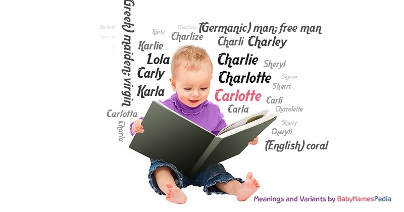Meaning of the name Carlotte