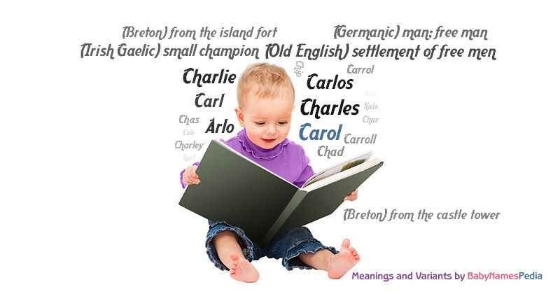 Meaning of the name Carol