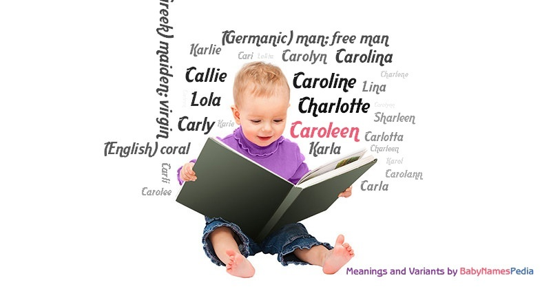 Meaning of the name Caroleen