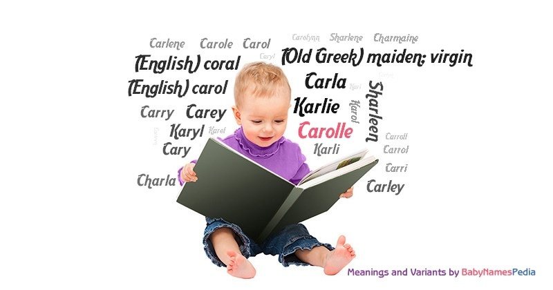 Meaning of the name Carolle