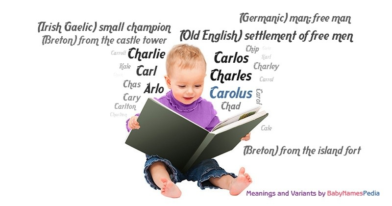 Meaning of the name Carolus