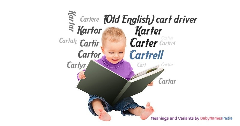 Meaning of the name Cartrell