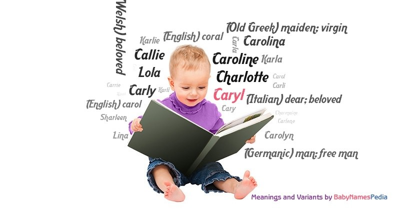 Meaning of the name Caryl