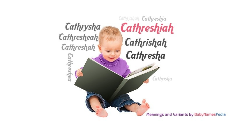 Meaning of the name Cathreshiah