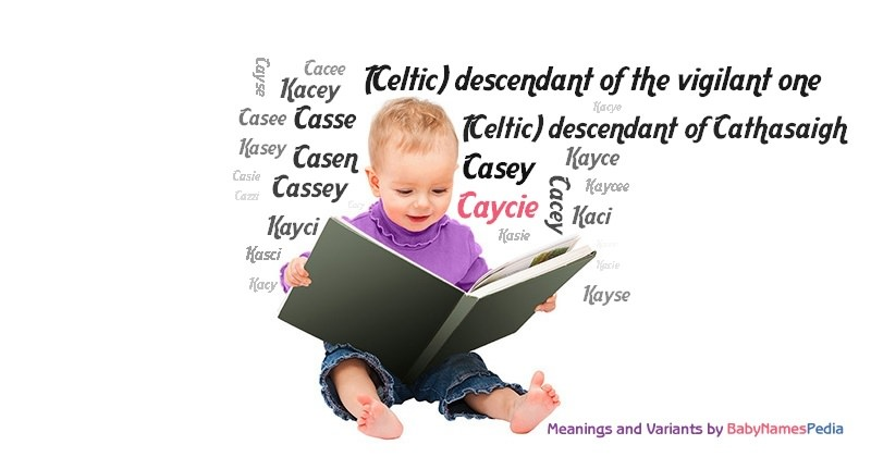 Meaning of the name Caycie