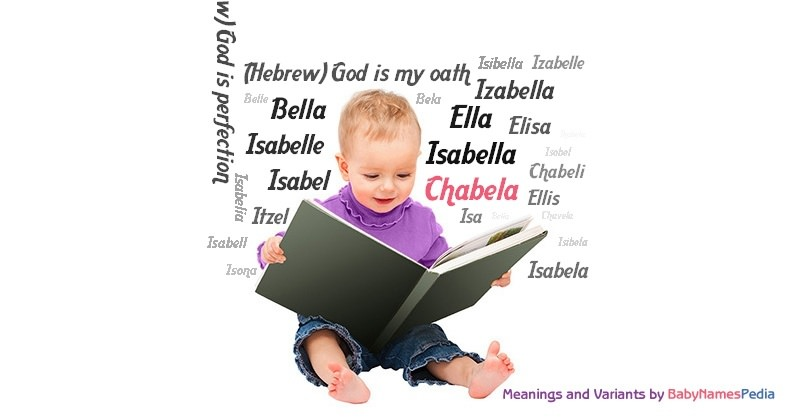 Meaning of the name Chabela