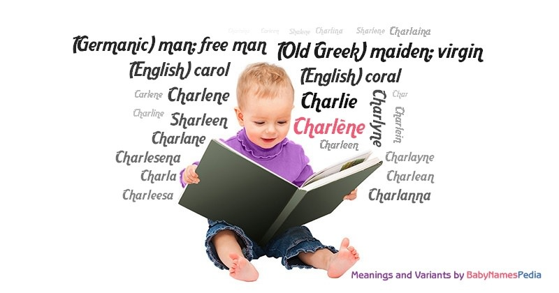 Meaning of the name Charlène