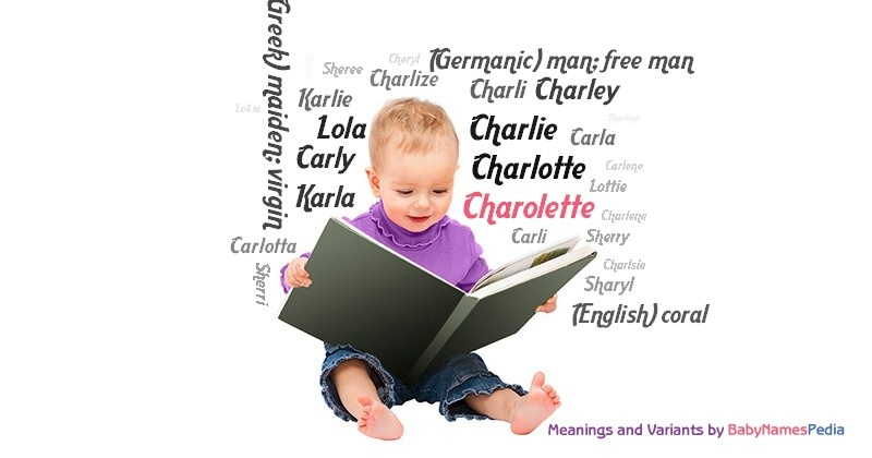 Meaning of the name Charolette