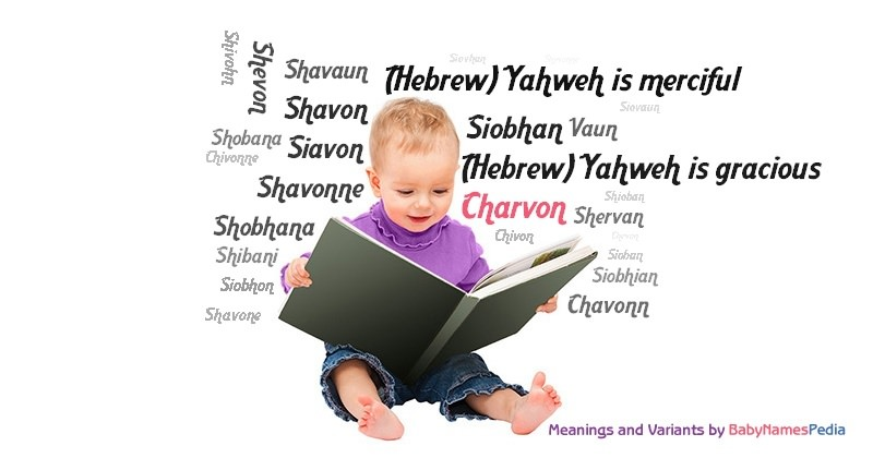 Meaning of the name Charvon