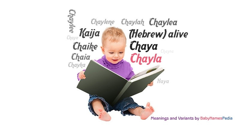 Meaning of the name Chayla