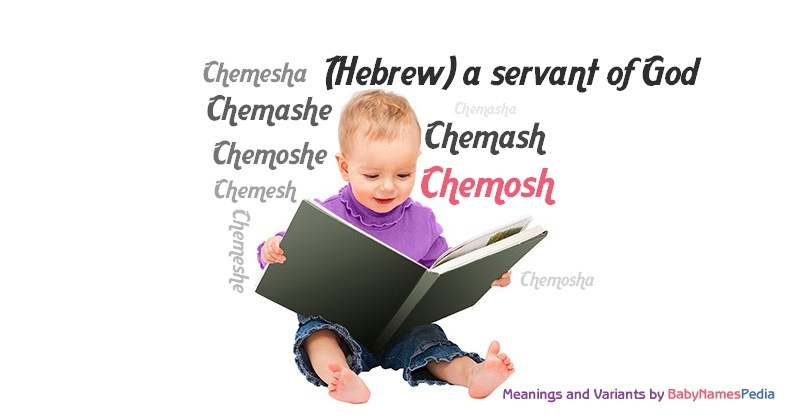 Meaning of the name Chemosh