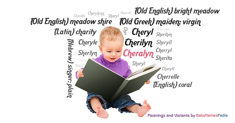 Meaning of the name Cheralyn