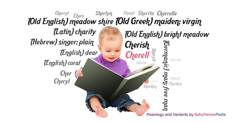 Meaning of the name Cherell