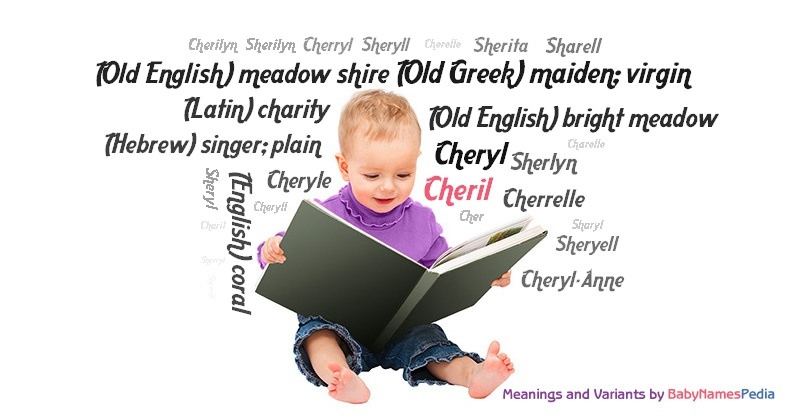 Meaning of the name Cheril