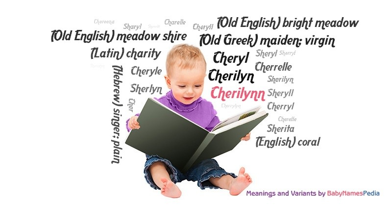 Meaning of the name Cherilynn