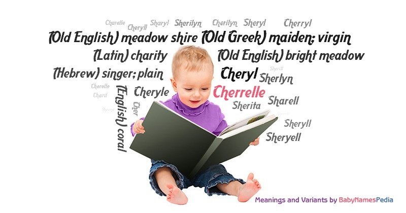 Meaning of the name Cherrelle