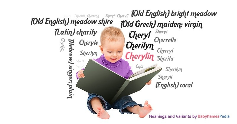 Meaning of the name Cherylin