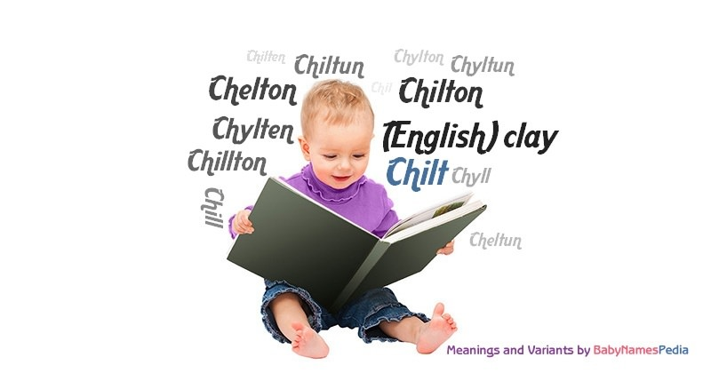 Meaning of the name Chilt