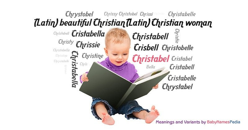 Meaning of the name Christabel