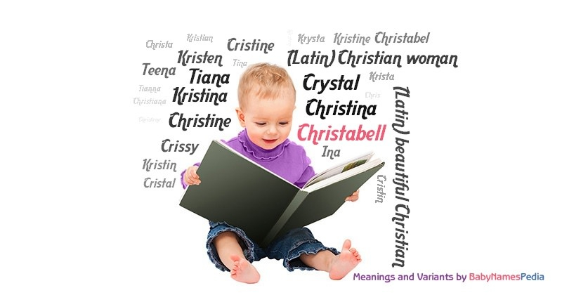 Meaning of the name Christabell