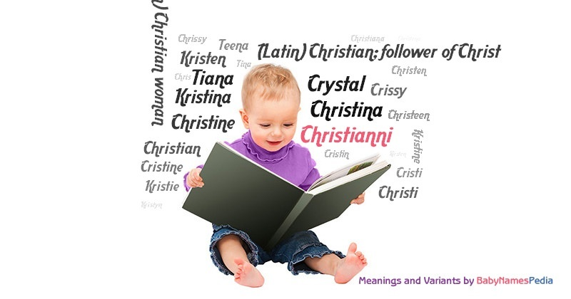 Meaning of the name Christianni