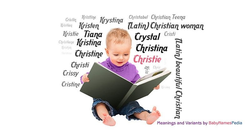 Meaning of the name Christie