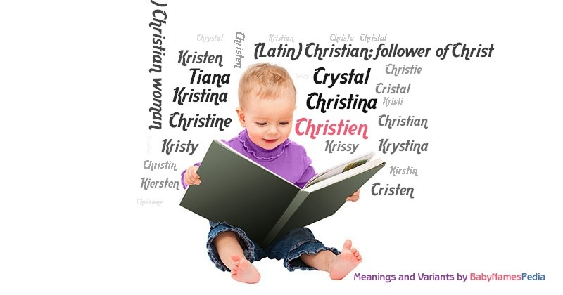 Meaning of the name Christien