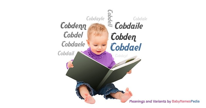 Meaning of the name Cobdael