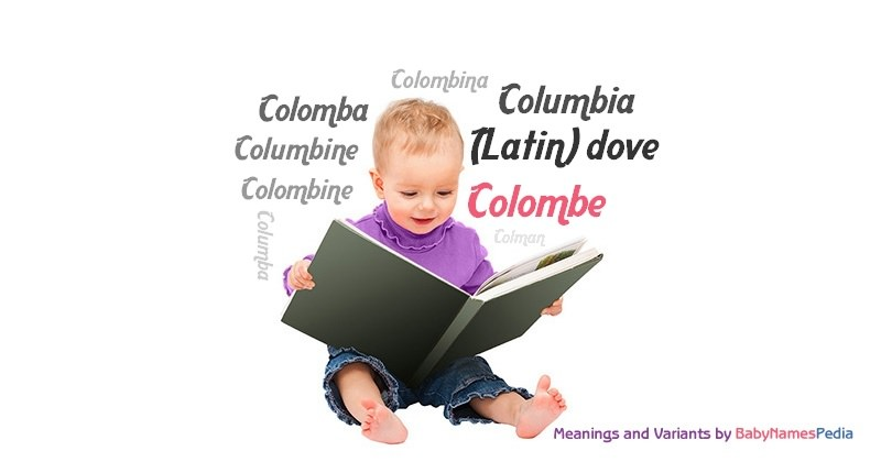 Meaning of the name Colombe
