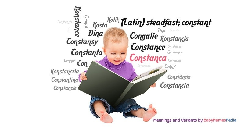 Meaning of the name Constança