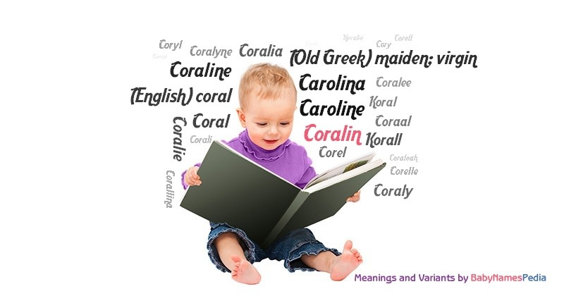 Meaning of the name Coralin