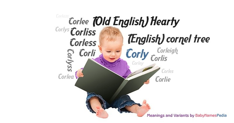 Meaning of the name Corly