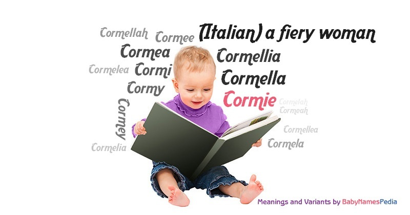 Meaning of the name Cormie