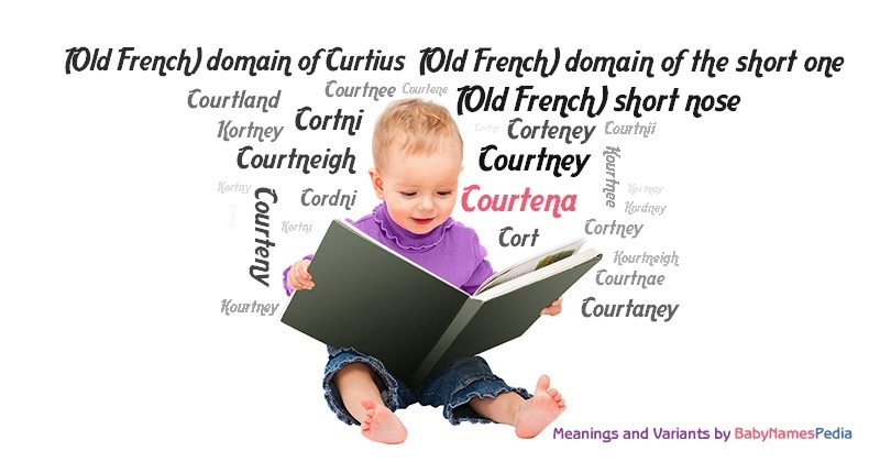 Meaning of the name Courtena