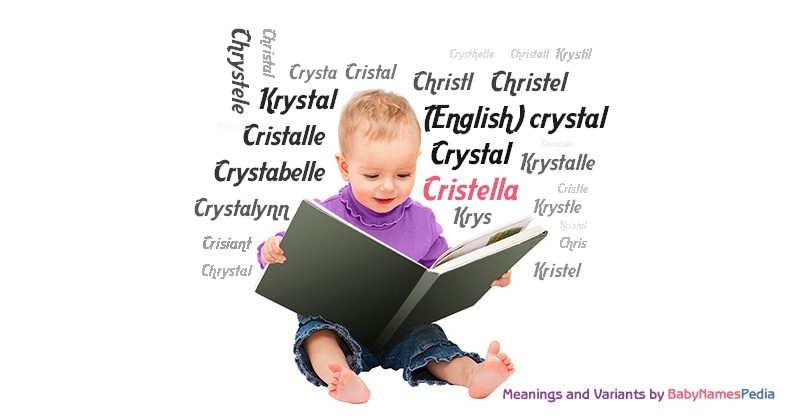 Meaning of the name Cristella