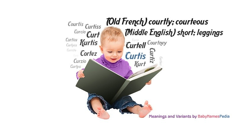 Meaning of the name Curtis