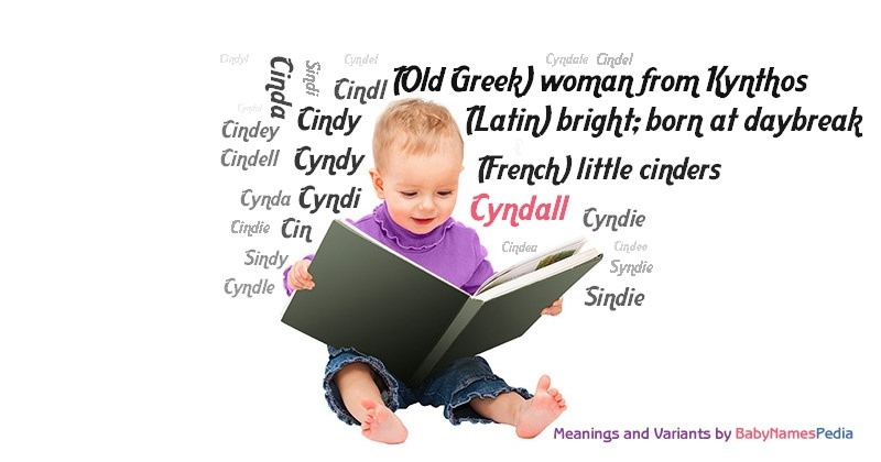 Meaning of the name Cyndall