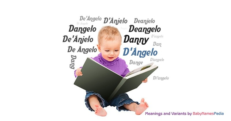Meaning of the name D'Angelo