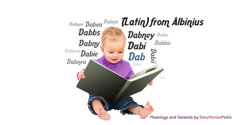 Meaning of the name Dab