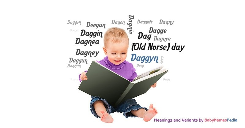 Meaning of the name Daggyn