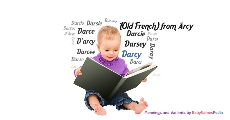 Meaning of the name Darcy