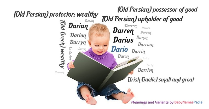 Meaning of the name Dario