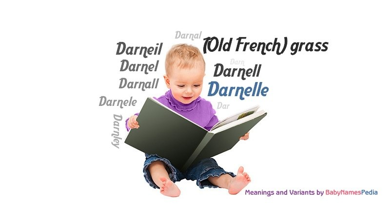 Meaning of the name Darnelle