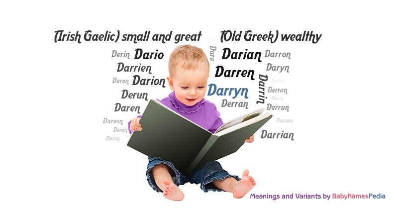 Meaning of the name Darryn