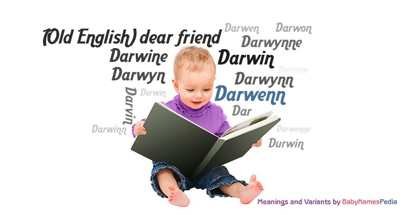 Meaning of the name Darwenn