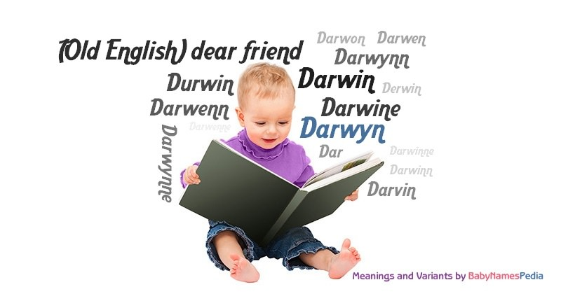 Meaning of the name Darwyn