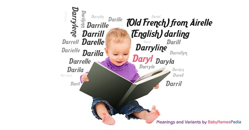 Meaning of the name Daryl