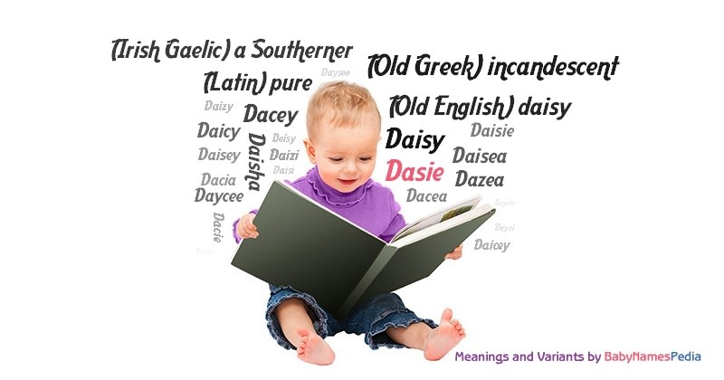 Meaning of the name Dasie